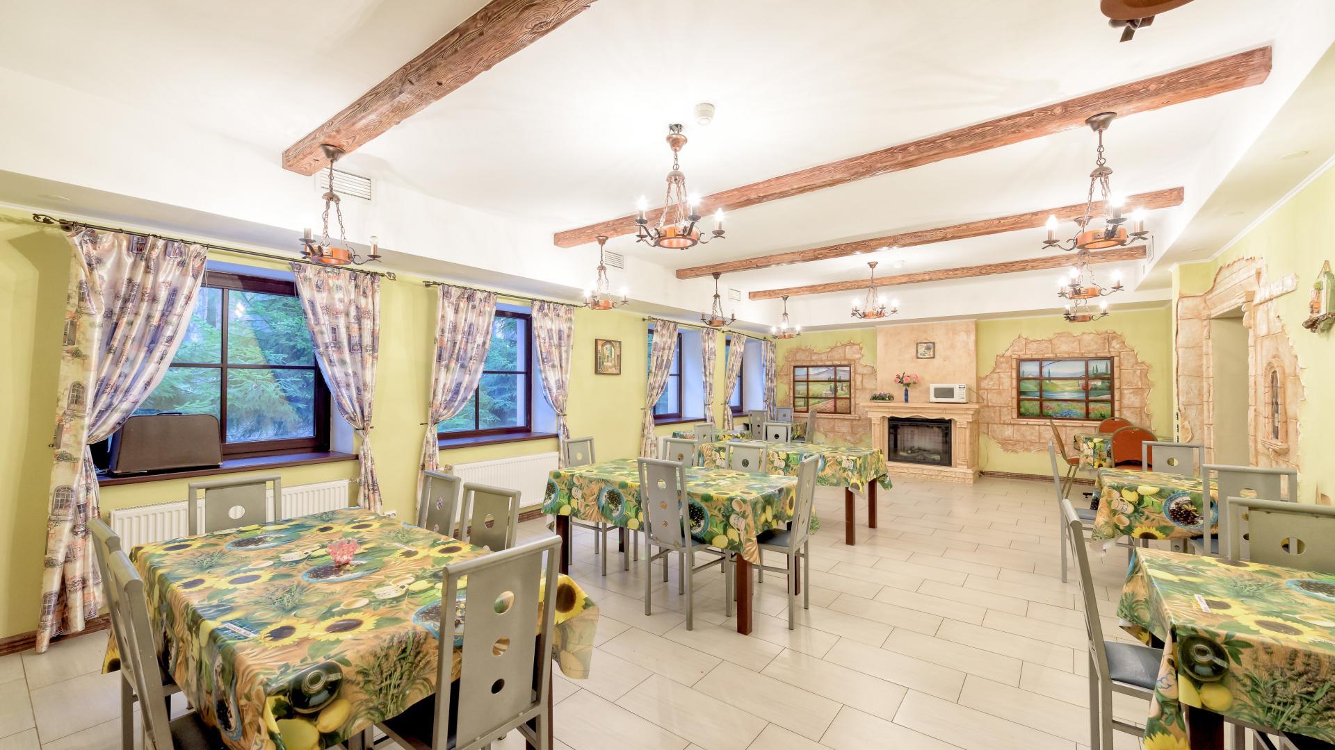 Дом престарелых на лесном дома интернаты для инвалидов и престарелых в калининграде