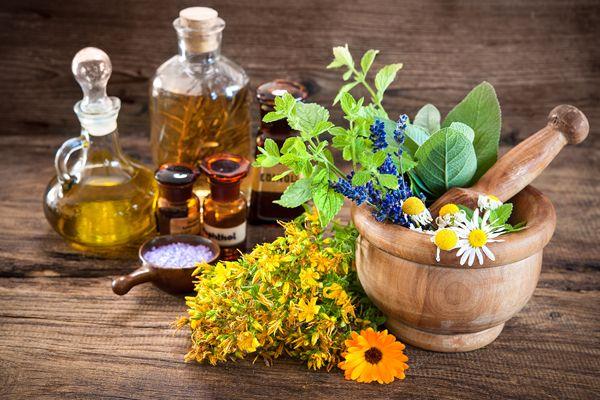 Травы для лечения деменции